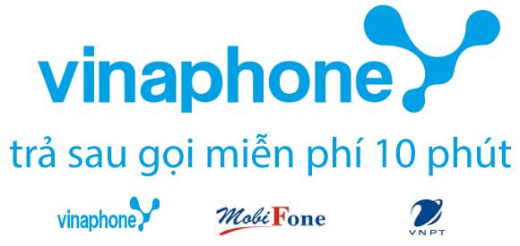 Khuyến mãi gói cước VinaPhone trả sau cho Cá nhân 2019