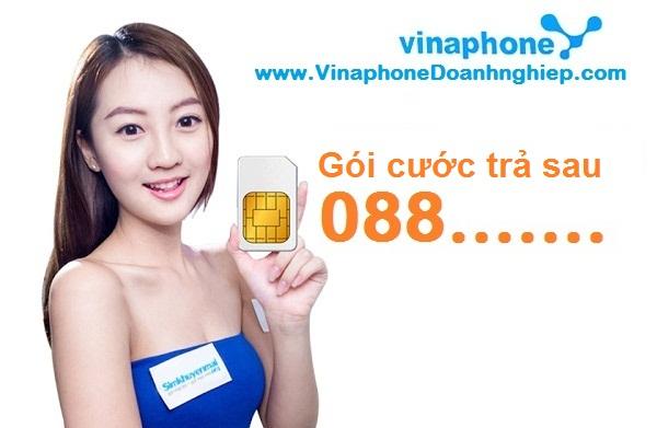 Goi cuoc VinaPhone tra sau cho dau so 088